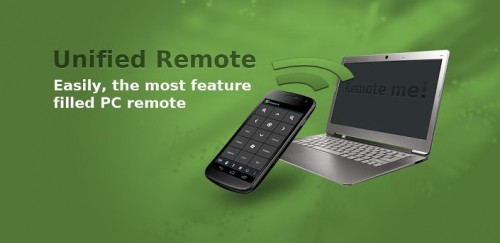 PC Remote App for Android
