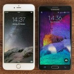 Samsung Galaxy Note 4 vs. iPhone 6+